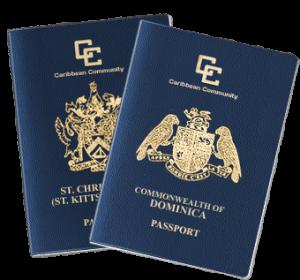 اخذ ویزا و پاسپورت دومینیکا