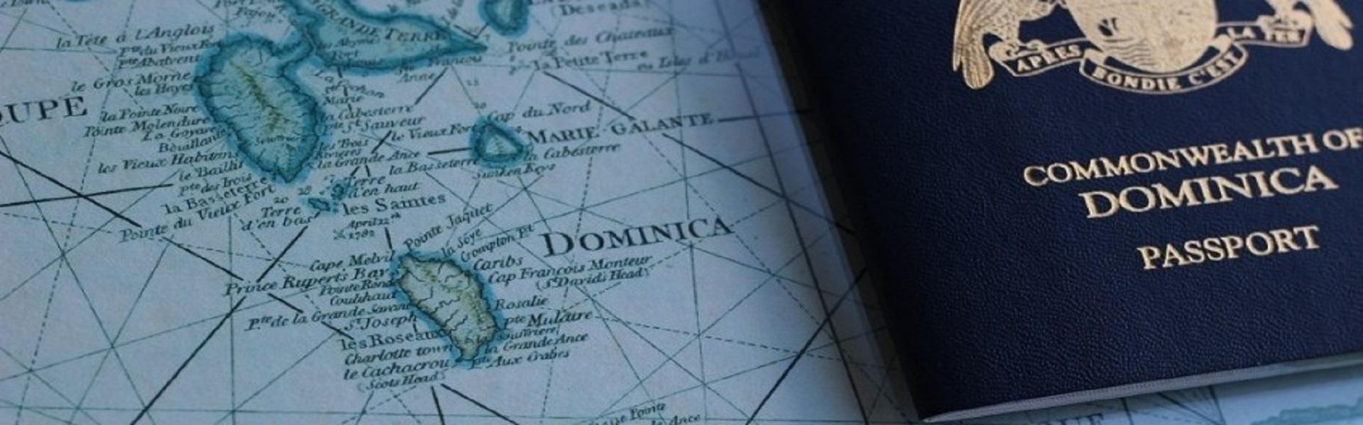 پاسپورت و پذیرش دومینیکا