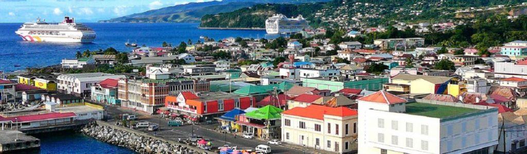هزینه های اخد پاسپورت دومینیکا